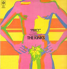 KINKS - PERCY (UK VINYL LP REISSUE ORIGINAL 1971 ALBUM)