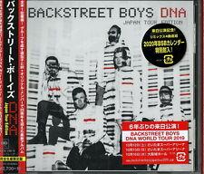 BACKSTREET BOYS-DNA JAPAN TOUR EDITION-JAPAN 2 CD Ltd/Ed G09