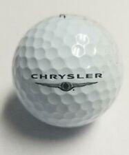 (1) Chrysler Automotive Pro V1 392 Logo Golf Ball