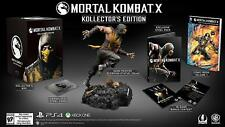 Mortal Kombat X [PS4] Kollector's Edition / LIMITED COLLECTORS EDITION