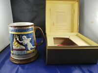 Royal Doulton Beswick CHARLES DICKENS CHRISTMAS CAROL Tankard Stein Mug 1975