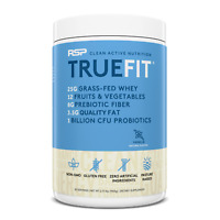RSP NUTRITION TRUEFIT 20 SERVE MEAL REPLACEMENT GRASS-FED PROTEIN - VANILLA