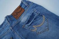 LTB Damen Women Hüft Jeans stretch Hose 26/32 W26 L32 stone wash blau TOP #h