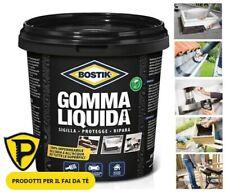 BOSTIK Gomma Liquida - Per Riparazione di Infiltrazioni barattolo da 750 ml