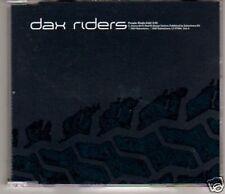 (E795) Dax Riders, People - DJ CD