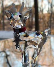 SWAROVSKI Crystal Christmas Baby Reindeer Figurine Mint & New in Box