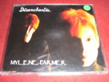 maxi CD mylene farmer desenchantée TBE press allemand