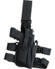 KOMBAT TACTICAL DROP LEG HOLSTER BLACK RIGHT HANDED