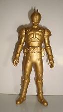 FIGURINE KAMEN RIDER  MASKED RIDER GOLD  BANDAI 2003 N°4 (17x7cm)