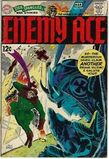 STAR SPANGLED WAR STORIES ENEMY ACE SILVER AGE COMIC BOOK 1969