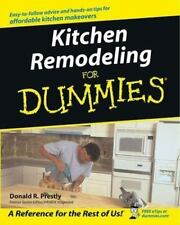Kitchen Remodeling For Dummies-ExLibrary