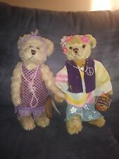 "Brass Button Bears ""Daisy"" & Ivy 1920's/1960's -20th Century Collection"