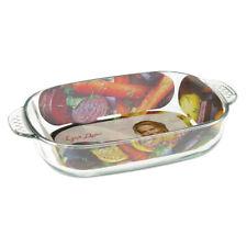 2.5 qt Premium Glass Baking Dish Casserole Pan