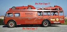Ferrari F1 team camión y carrera Cars 1959 fotografía 1