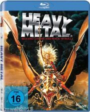 "Heavy Metal [Blu-ray](NEU/OVP) Sex and Crime and Rock ""n Roll! Basierend auf dem"