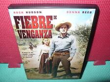 FIEBRE DE VENGANZA - ROCK HUDSON - REED -