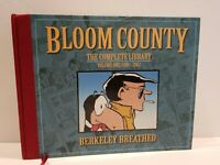 Bloom County The Complete Library Volume One 1980-1982 Berkeley Breathed HC 1st