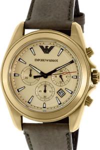 Emporio Armani Chronograph Mens AR6071