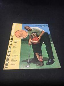Vintage 1966 Thunderbird Classic Invitational Golf Program Upper Montclair NJ