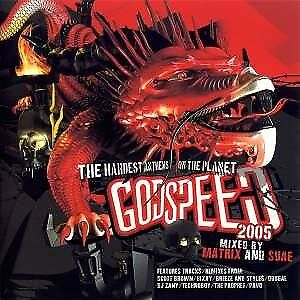 The Hardest Anthems on the planet God Speed 2005 (CD)