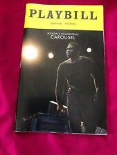 Carousel Broadway Playbill April 2018