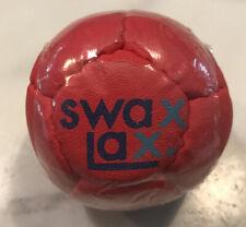 Swax Lax Lacrosse Training Ball Rainbow