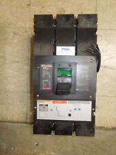 Merlin Gerin Compact CK400H #35031 400A Frame 200A Rated 3P 600V Breaker Used