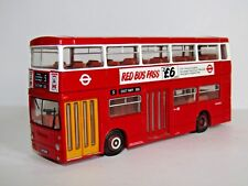 EFE DAIMLER DMS BUS LONDON TRANSPORT DMS2000 ROUTE 5 EAST HAM 1/76 UNBOXED