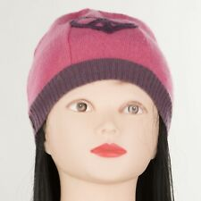 Peace Heart Cashmere Beanie From Deborah Lindquist - Worn Once!