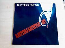 Lucifer's Friend – Mean Machine ( German issue ) lp