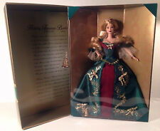 Holiday Treasures Barbie 2000 (Official Barbie Collectors Club WITH SHIPPER