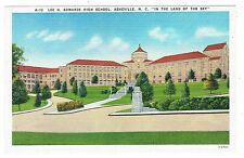 Asheville North Carolina Lee H Edwards High School