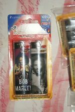 New listing Bob Marley Bic lighters lot of (2) collectible limited edition new (uat-18)