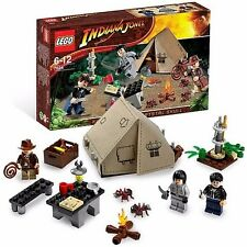 LEGO INDIANA JONES JUNGLE DUEL 7624
