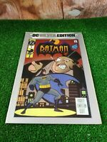 The Batman Adventures #1 FN DC silver edition (Oct 1992, DC) special collectors