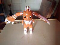 Bandai Digimon Kerpymon to Lopmon Digivolving Action Figure