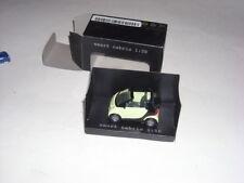 Siku-Super-Serie: Werbemodell Smart Cabrio mit Box / OVP