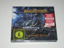 Brainstorm - Midnight Ghost (AFM New & Sealed Digipak CD+DVD - 2018)