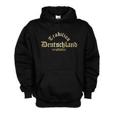 Kapuzensweat Alemania tradición obliga, hoody, Hoodie wms01-03d