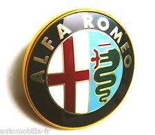 Alfa Romeo Spider 166 1998-2003 EMBLÈME CALANDRE NEUF D'ORIGINE