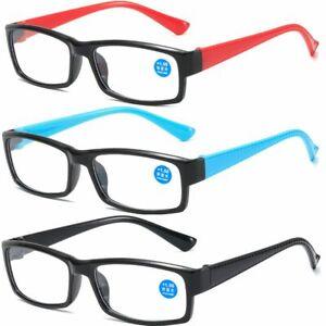 Computer Goggles Anti-Blue Light Eyeglasses Ultra Light Frame Reading Glasses