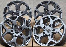 "18"" GM VIPER 4 ALLOY WHEELS FITS HONDA ACCORD CIVIC CR-V CRZ HR-V 5X114 MODELS"