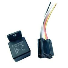 12V/24V/36V/48V/60V/72V Automotive Changeover Relay 40A 5-Pin with Socket S E2A1