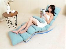 SOFA BED CHAIR READING Chaise Lounge Couch Japanese Style Floor Soft Relaxing