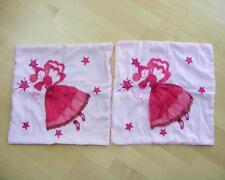 Kissenhüllen Kissenbezüge rosa mit Fee