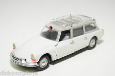RIO 99 CITROEN ID DS 19 BREAK AMBULANCE WHITE GREY VN MINT CONDITION