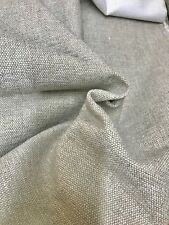 MARK & SPENCER / NEXT MINK CHENILLE UPHOLSTERY FABRIC 2.6 METRES