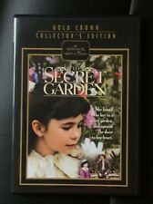 Hallmark Hall of Fame The Secret Garden (Dvd) Gold Crown Collector's Edition