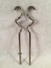 Vtg Oster Kitchen Center 12 Speed Mixer Dough Hooks