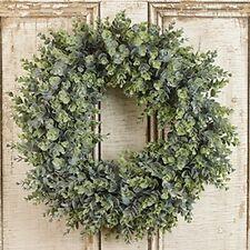 Farmhouse new Eucalyptus Wreath- 18 inch